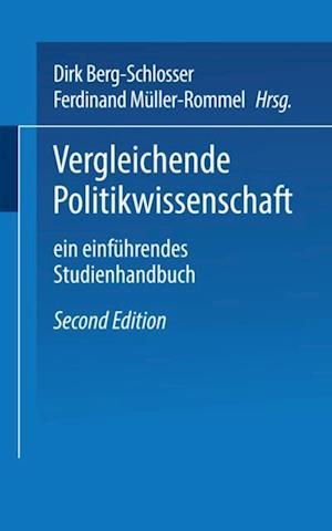 Vergleichende Politikwissenschaft