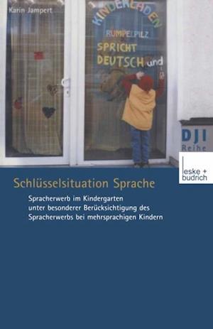 Schlusselsituation Sprache af Karin Jampert