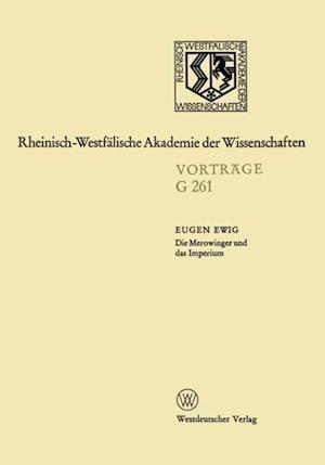 Die Merowinger und das Imperium af Eugen Ewig