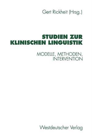 Studien zur Klinischen Linguistik