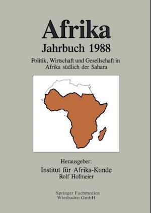 Afrika Jahrbuch 1988 af Rolf Hofmeier