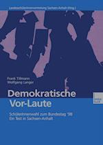 Demokratische VOR-Laute af Frank Tillmann