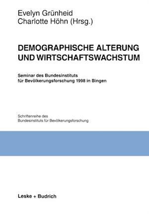 Demographische Alterung und Wirtschaftswachstum