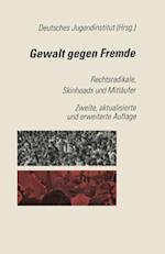 Gewalt Gegen Fremde af Deutsches Jugendinstitut, Deutsches Jugendinstitut
