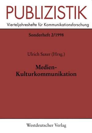 Medien-Kulturkommunikation