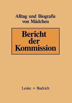 Bericht Der Kommission af Helga Kruger, Gerhild Frasch, Elfriede Bode