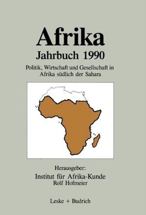 Afrika Jahrbuch 1990 af Rolf Hofmeier