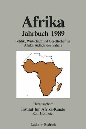 Afrika Jahrbuch 1989