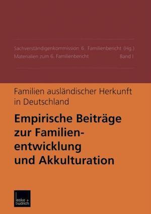 Familien auslandischer Herkunft in Deutschland