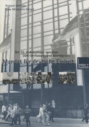 Mandat fur Deutsche Einheit