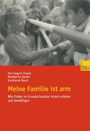 Meine Familie ist arm af Margherita Zander, Karl August Chasse, Konstanze Rasch