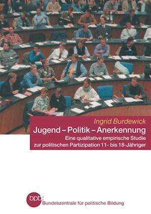 Jugend - Politik - Anerkennung af Ingrid Burdewick
