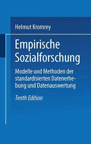 Empirische Sozialforschung af Helmut Kromrey
