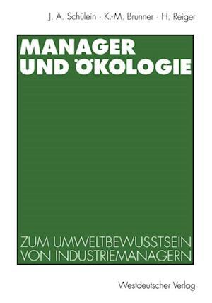 Manager und Okologie af Karl-Michael Brunner, Horst Reiger