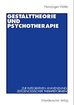 Gestalttheorie und Psychotherapie af Hans-Jurgen P. Walter