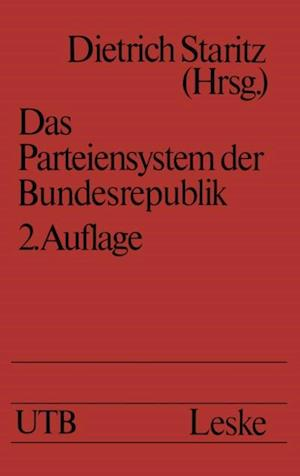 Das Parteiensystem der Bundesrepublik
