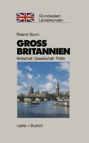 Grobritannien af Roland Sturm