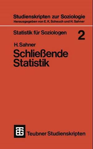 Statistik fur Soziologen 2 af Heinz Sahner