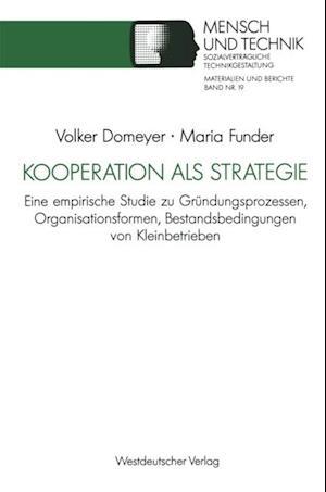 Kooperation als Strategie af Maria Funder