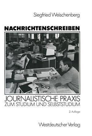 Nachrichtenschreiben af Siegfried Weischenberg