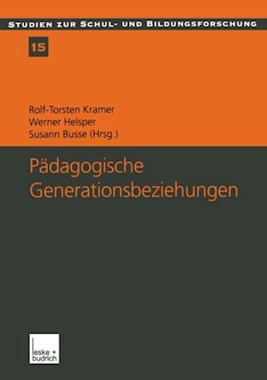 Padagogische Generationsbeziehungen