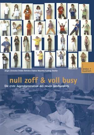 Null Zoff & Voll Busy af Ludwig Stecher, Sabine Maschke, Imbke Behnken