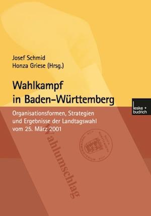 Wahlkampf in Baden-Wurttemberg