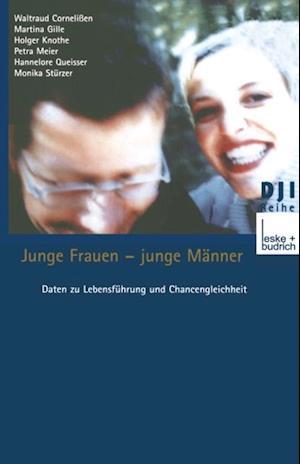 Junge Frauen - junge Manner af Petra Meier, Monika Sturzer, Martina Gille