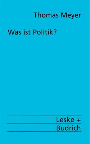 Was ist Politik?