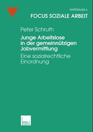 Junge Arbeitslose in der gemeinnutzigen Jobvermittlung af Peter Schruth