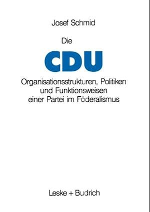 Die CDU af Josef Schmid