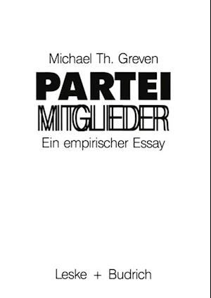 Parteimitglieder af Michael Th. Greven