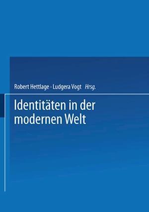 Identitaten in der modernen Welt