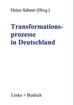 Transformationsprozesse in Deutschland