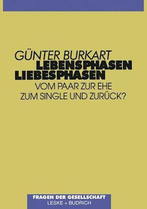 Lebensphasen Liebesphasen af Gunter Burkart