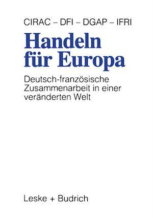 Handeln fur Europa