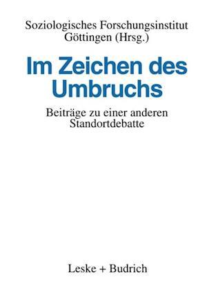 Im Zeichen des Umbruchs af Soziologisches Forschungsinstitut Gottingen - SOFI