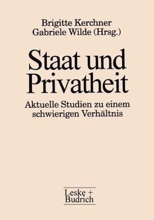 Staat und Privatheit