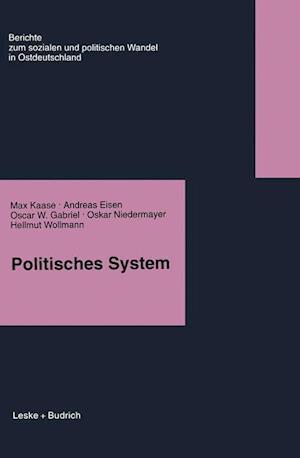 Politisches System af Max Kaase