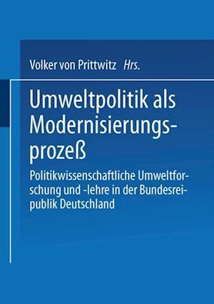 Umweltpolitik als Modernisierungsproze