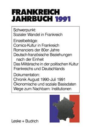 Frankreich-Jahrbuch 1991 af Deutsch-Franzosisches Institut