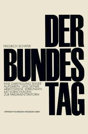 Der Bundestag af Friedrich Schafer