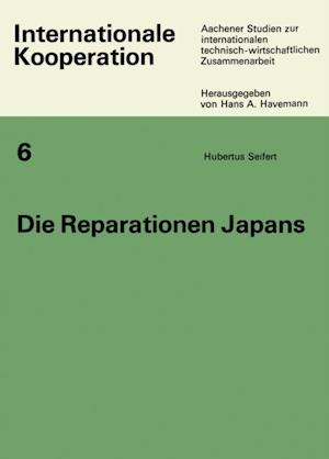 Die Reparationen Japans af Hubertus Seifert