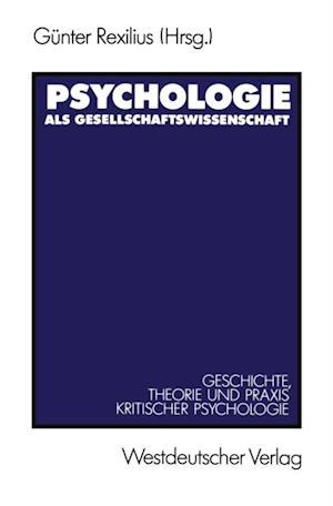 Psychologie als Gesellschaftswissenschaft