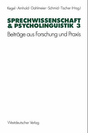 Sprechwissenschaft & Psycholinguistik 3