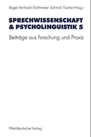 Sprechwissenschaft & Psycholinguistik 5