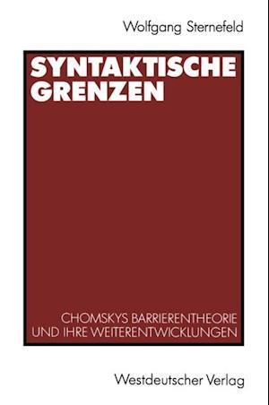 Syntaktische Grenzen af Wolfgang Sternefeld