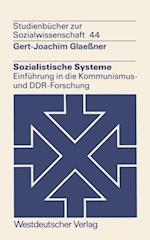 Sozialistische Systeme af Gert-Joachim Glaener