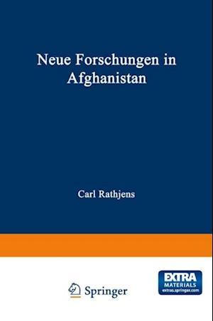 Neue Forschungen in Afghanistan