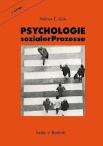 Psychologie Sozialer Prozesse af Helmut Luck